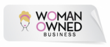 Woman Owned Business Logo