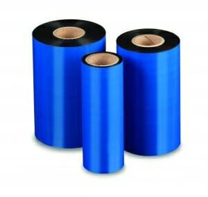 Bundle of thermal transfer ribbons