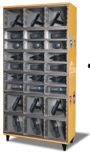 Apex Automated Locker